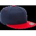 Кепка FlexFit 6007T - Classic Snapback Navy/Red