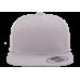Кепка FlexFit 6089M - Classic Snapback Silver