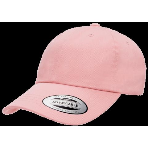 Кепка FlexFit 6245CM Dad Hat - Pink