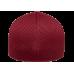 Кепка FlexFit 6533 - Ultrafibre & Airmesh Maroon