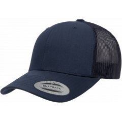 Кепка FlexFit 6606 Retro Trucker - Navy