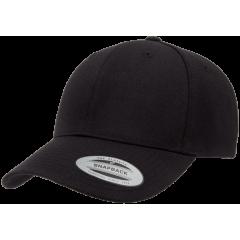 Кепка FlexFit 6789M - Curved Visor Snapback Black