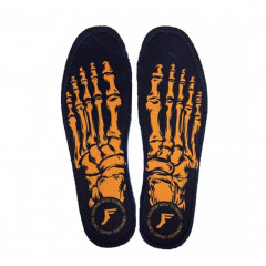 Стельки Footprint Kingfoam Orthotics Skeleton Gold