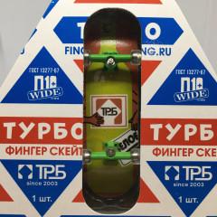 Фингерборд ТУРБО - Молоко / Бутылка