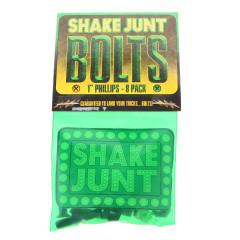 "Винты для скейтборда Shake Junt Phillips 1"""